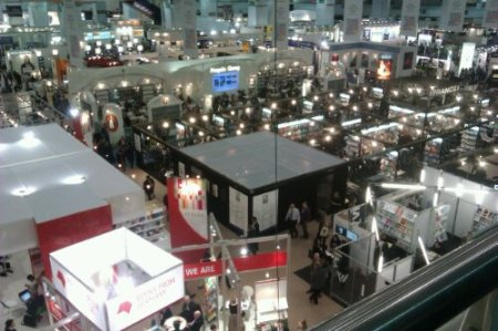 London Book Fair 2013