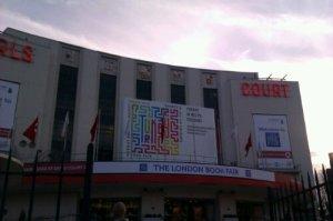 London Book Fair 2013, Earl's Court