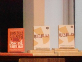 Down the Rabbit Hole and Quesadillas by Juan Pablo Villalobos, tr. Rosalind Harvey