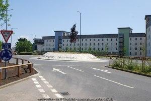 UEA roundabout by N Chadwick