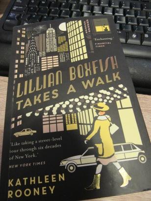 Lilian Boxfish Takes a Walk by Kathleen Roooney